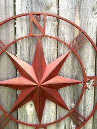 compass wall art colors