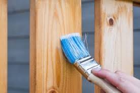 Image result for fence painting images