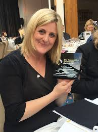 """Letitia Wade on Twitter: """"Thanks Sarah. So unbelievably chuffed to be  bringing home this award to the most deserving team if ever there was one  #MakeItIreland… https://t.co/pbadhfzaQl"""""""