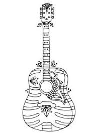 Small Picture Acoustic Guitar Drawing Drawing Art Gallery ClipArt Best