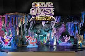 Cave Quest VBS Main Set