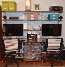 two desk home office. Full Size Of Office Desk:2 Desk Home Modern Small Large Two