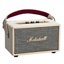 speakers marshall. item 3 bluetooth-enabled portable wireless speaker / marshall kilburnp/o -bluetooth-enabled speakers