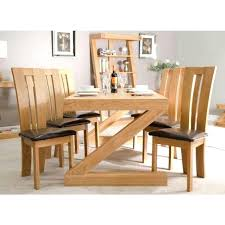 modern dining table and 6 chairs 6 dining table glass top modern dining table for 6