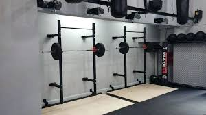 folding wall mounted squat rack review shark tank with pull up bar diy wall mounted