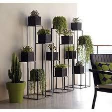 ipot modular planting system supercake. Plant Stands Via @homeadore --- #homeadore #design #designer #furniture Ipot Modular Planting System Supercake I