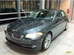 BMW 3 Series bmw 535i xdrive 2011 : 2011 BMW 5 Series 535i xDrive Sedan in Dark Graphite Metallic ...