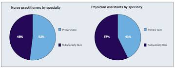 The Number Of Nurse Practitioners And Physician Assistants