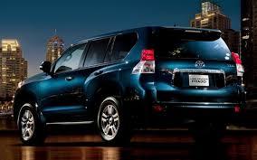 2014 Toyota Land Cruiser Prado & 2014 Lexus GX rendered