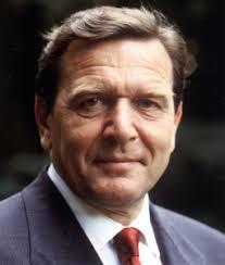 """Gerhard Schröder HWA Exclusive Speaker. """" - Schroeder_Gerhard"""