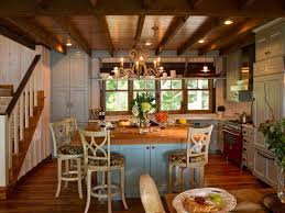 Contemporary Country Kitchen Designs Eatin Hgtvcom And Design Inspiration