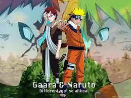 naru gaara   Naruto VS Gaara Wallpaper ...