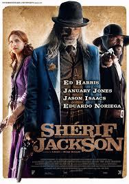 Sh�rif Jackson poster