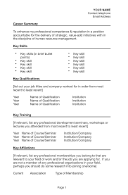 Australian Resume Template 2015 Prepossessing Australian Resume Samples 24 For How To Write A 4