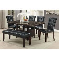 table 4 chairs and bench. dining table + 4 chairs bench f2460/f1750/f1751 and t