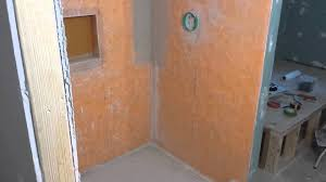 schluter shower kit waterproofing membrane installation review bathroom addition project you