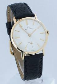 stunning solid 18ct gold movado calibre 135 mens watch 1960 stunning solid 18ct gold movado calibre 135 mens watch 1960