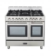 36 gas range double oven. Exellent Gas Verona VEFSGG365NDSS 36 Inch Stainless Steel Convection Double Oven Gas  Range To