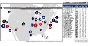 Baseball Paid Attendance Billsportsmaps Com