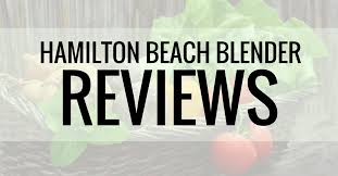 hamilton beach logo png. hamilton beach blender reviews \u2013 we compare the most popular models - thrive cuisine logo png