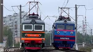 Российские железные дороги Википедия Файл expo 1520 train parade in 2015 webm