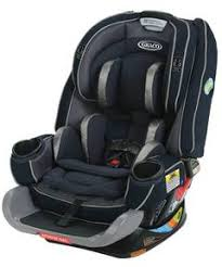 Graco 4Ever Extend2fit Platinum 4-in-1 Convertible Car Seat, Ottlie Graco® 4Ever™ Extend2Fit™ All-in-One Seat