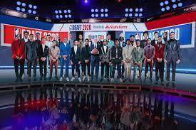The Socially Distanced NBA Draft Was a ...