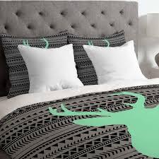 forst deer and aztec lightweight duvet cover down comforterduvet
