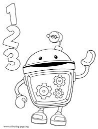 Small Picture Umizoomi Coloring Pages Coloring Home