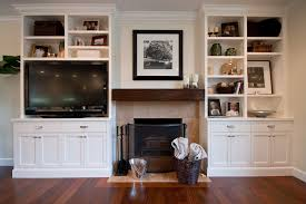 wall units charming built in bookshelves around tv floating shelves around tv white shelves and