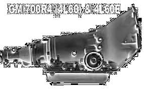 4l60e Transmission Specifications And Cross Reference
