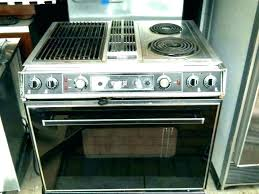 gas stove top with griddle. Jenn Air Stove Top Knobs Downdraft Gas With Griddle Burner Electric .