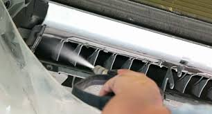 air conditioning cleaning. detail clean air conditioner system conditioning cleaning