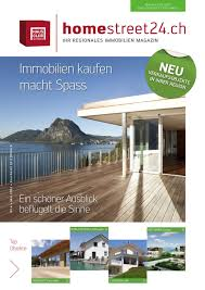 Immobilien Kaufen Macht Spass By Homestreet24ch Ag Issuu