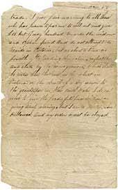 an analysis of the jerilderie letter to determine whether ned jerilderie letter ned kelly