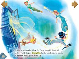 Peter pan story review