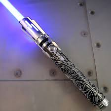 the grand master custom lightsaber