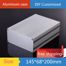 Popular <b>Aluminum Chassis Power</b> Amplifier Enclosure-Buy Cheap ...