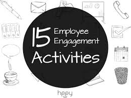 Employee Of The Month Write Ups 15 Employee Engagement Activities Hppy