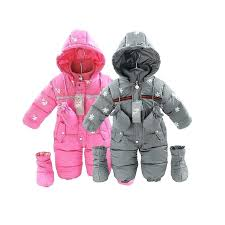 snowsuits for babies 12 18 months baby girl winter snowsuit down rompers 9 m jumpsuit clothes