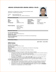 teacher job resumes awesome collection of example resume for job application 9 resume