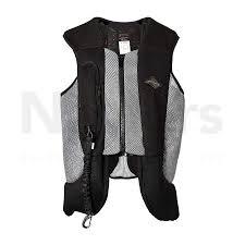Airowear Ayrps Ladies Body Protector Black Silver