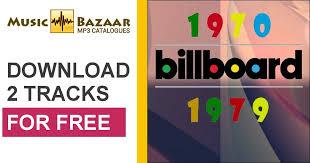 Billboard Charts Top 1000 Hits 1970 1979 Cd3 1972 Mp3