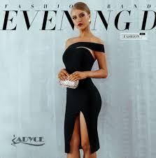 Adyce Bodycon Bandage Dress Women Vestidos Verano <b>2019</b> ...