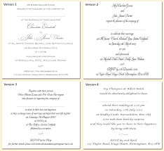 Wedding Insert Templates Wedding Invitations With Inserts Wording Example Multiple