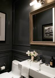 clever powder room makeover tips