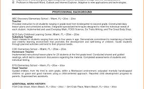 Resume For Educators Music Performance Resume Accomplishments For