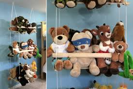 Stuffed Animal Display Stand