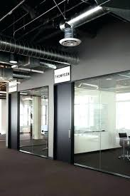 industrial modern office. Industrial Office Decor Lighting Fascinating Modern Design Meeting Rooms With Glass O