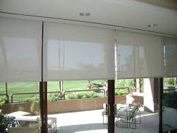 shades for sliding glass door handballtunisie org throughout doors ideas 16